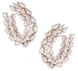Adriana Orsini Tiered Stud Earrings