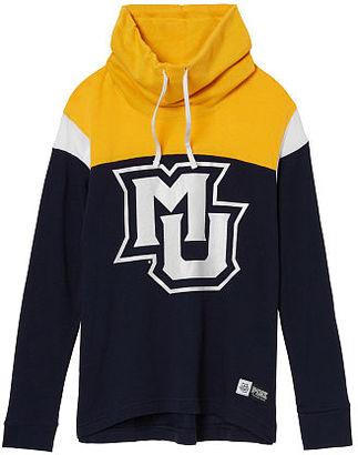 Victorias Secret Marquette University Cowl Pullover $24.99 thestylecure.com