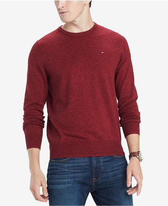 Tommy Hilfiger Men's Prep Crew Neck Sweater