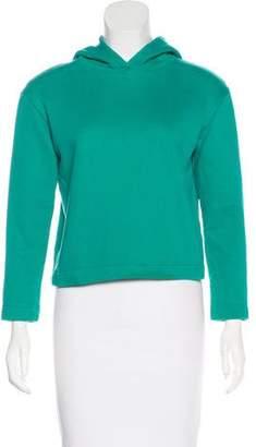 Balenciaga Hooded Knit Sweater