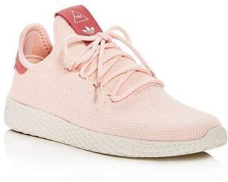 49a9a1a7d adidas Women s Pharrell Williams Hu Lace Up Sneakers
