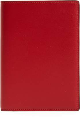 Smythson Hero Leather Passport Cover