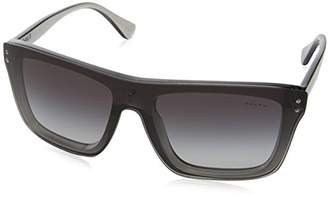 Ralph Lauren Ralph by Women's 0ra5231 Non-Polarized Iridium Rectangular Sunglasses