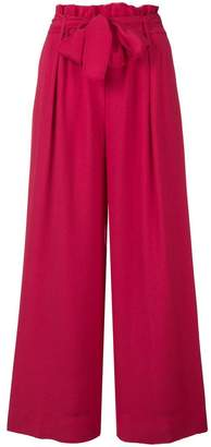 Forte Forte cropped palazzo pants