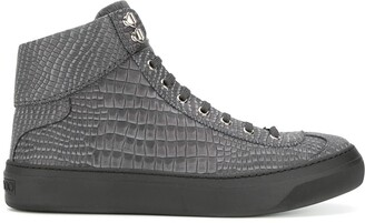 Jimmy Choo Argyle hi tops