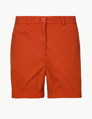 Marks and Spencer Pure Cotton Chino Shorts