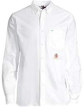 Tommy Hilfiger Edition Men's Classic Oxford Crest Shirt