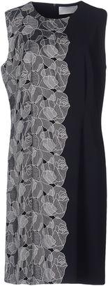 BOSS BLACK Knee-length dresses $321 thestylecure.com
