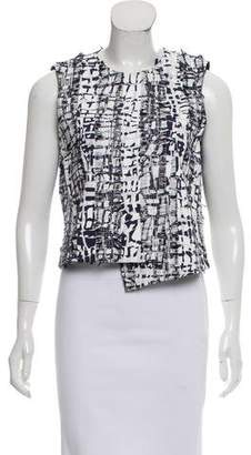 Prabal Gurung Printed Sleeveless Top