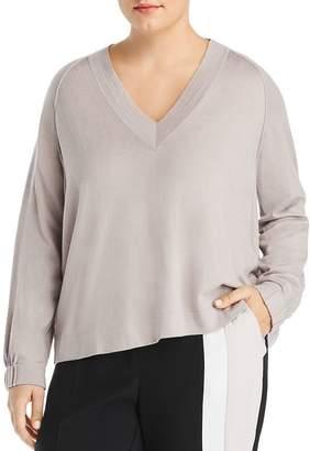 Marina Rinaldi V-Neck Sweater