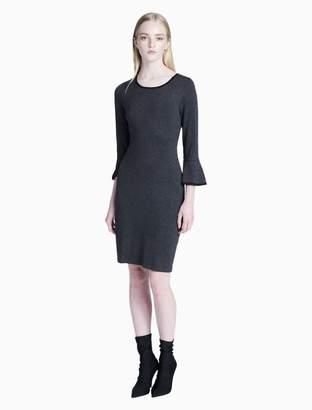 c378208d979 Calvin Klein Bell Sleeve Dresses - ShopStyle