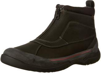 Clarks Men's Allyn up Zip up Mucker Boot