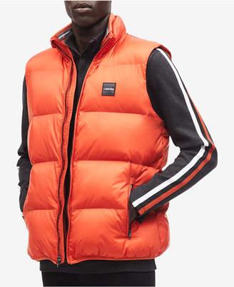 Calvin Klein Men Puffer Vest
