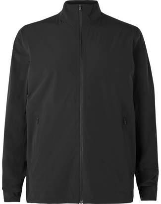 Stretch-Nylon Track Jacket