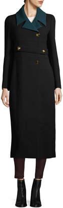 Roberto Cavalli Women's Wool Car Coat
