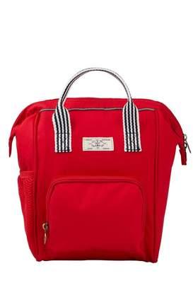 Joules Girls Coast Mini Rucksack - Red