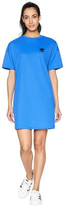 adidas Fashion League Rib Tee Dress Women's Dress
