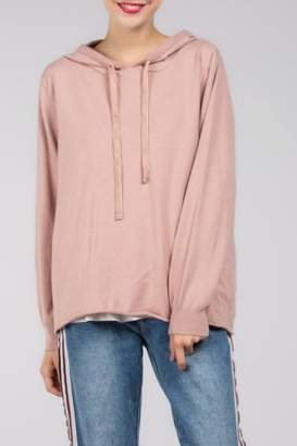 POL Comfy Hooded Pullover