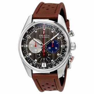 Zenith El Primero 36'000 VPH Automatic Men's Watch 03.2046.400/25.C771