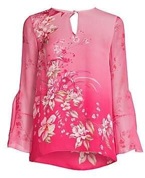 b5b7e71db529 Elie Tahari Pink Women's Longsleeve Tops - ShopStyle
