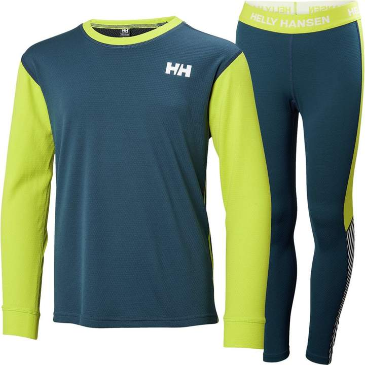 Helly Hansen Lifa Active Long Underwear Set - Boys'