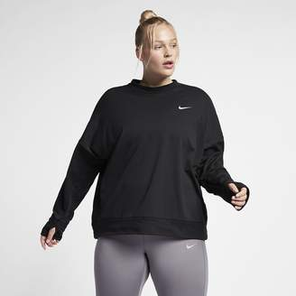 Nike Sphere Element Women's Long-Sleeve Running Top (Plus Size)