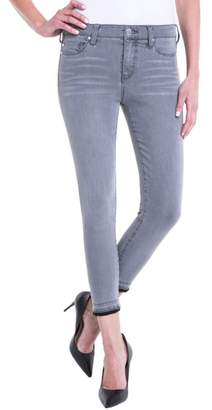 Liverpool Avery Release Hem Crop Jeans