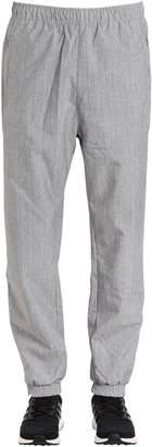 adidas Tubular Nylon Track Pants