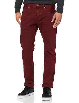 Scotch & Soda Men's Ralston-Clean Garment Dye Colours Slim Jeans
