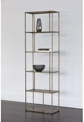 17 Stories Belinda Etagere Bookcase 17 Stories
