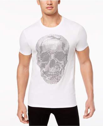 Sean John Men's Opulent End Rhinestone T-Shirt, Created for Macy's
