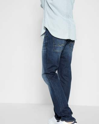 7 For All Mankind The Straight with Split Seam in Dimension