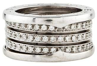 Bvlgari B.Zero1 Diamond Ring