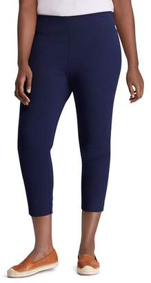 Ralph Lauren Cropped Skinny Pants