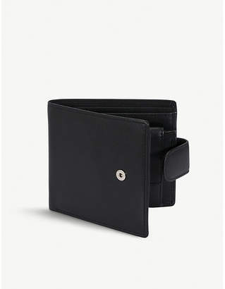 Dents RFID protection leather billfold wallet
