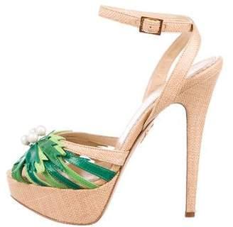 df91e1f35f6b Charlotte Olympia Heeled Women s Sandals - ShopStyle