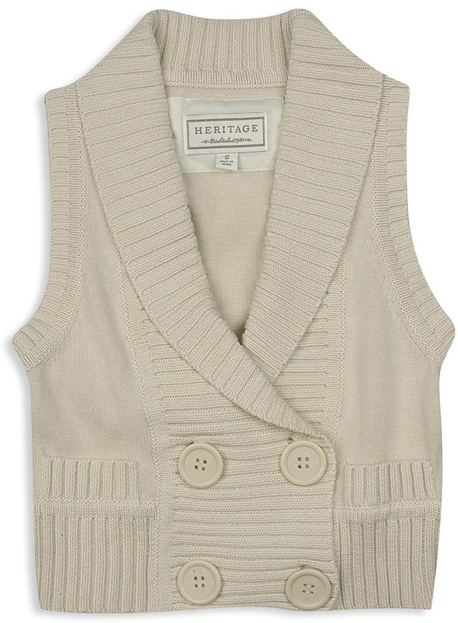 H81 Sweater Cardigan Vest