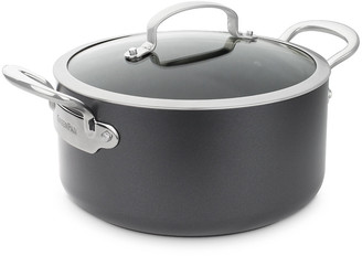 Green Pan Barcelona Range Casserole Pan with Lid - 24cm