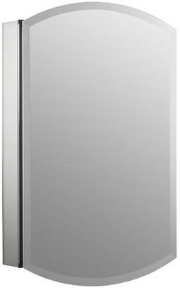 "Kohler Archer 20"" x 31"" Aluminum Wall Mount Medicine Cabinet with Mirrored Door"