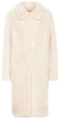 Yves Salomon Army Wool coat