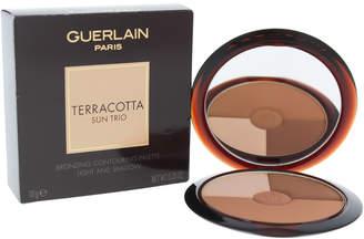 Guerlain 0.35Oz Natural Terracotta Sun Trio Bronzing Contour Palette