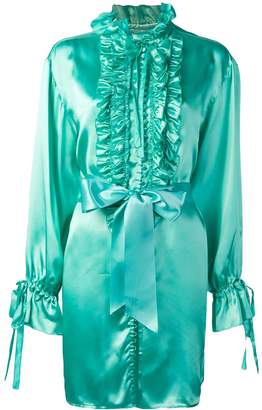 Maison Margiela ruffled blouse