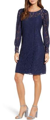 Rosemunde Tie Back Lace Dress