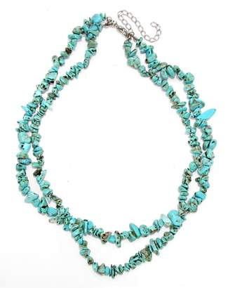 Wild Lilies Jewelry Turquoise Beaded Necklace