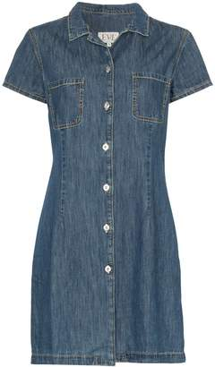 Eve Denim Carlotta denim shirt-dress