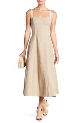 Joie Briel Long Fit & Flare Dress