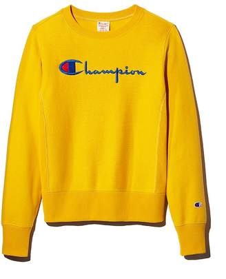 Champion Crewneck Fleece Sweatshirt