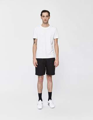 Saturdays NYC Ritchie Cotton Short in Black