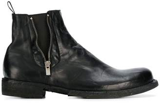 Officine Creative Ikon ankle boots