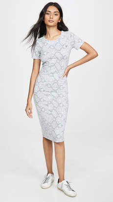 Chaser Bodycon Midi Dress